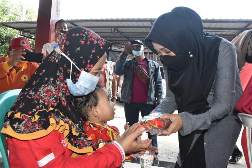 Pemkab Mojokerto Kucurkan Rp 133 Miliar Lebih untuk Bansos Pandemi