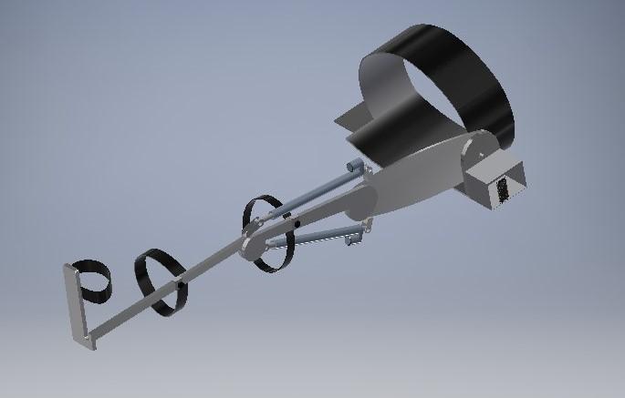 Mahasiswa Teknik UB Ciptakan Robot Terapi Pasca Stroke
