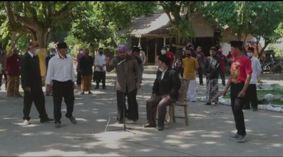 Teatrikal Soekarno Ngotot Pilih 17 Agustus Jadi Salah Satu Peringatan Kemerdekaan di Dalem Pojok