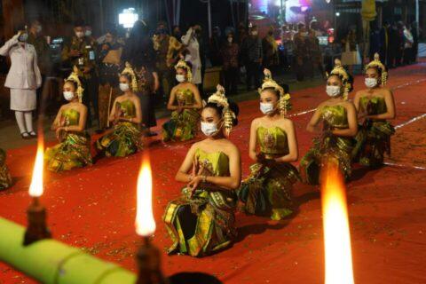 Lestarikan Budaya Majapahit, Pemkab Mojokerto Gelar Mangesti Suro