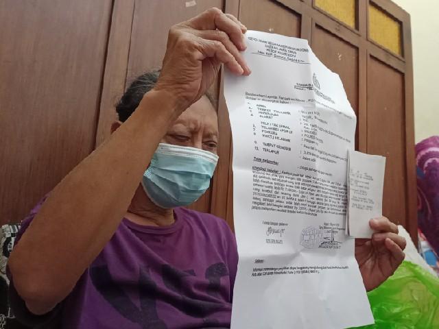 Nenek Pensiunan ASN di Kediri Jadi Korban Penipuan, Jutaan Rupiah Raib