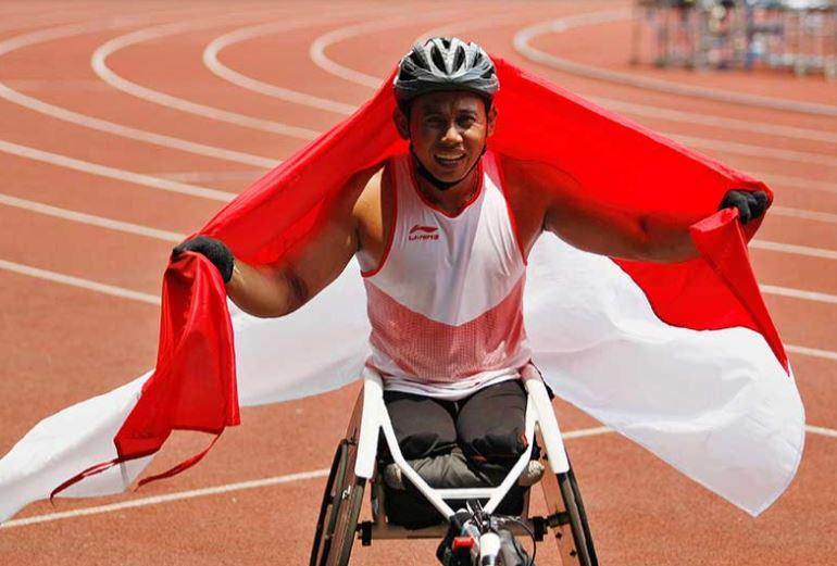 Jaenal Aripin Didiskualifikasi di Ajang Paralimpiade Tokyo 2020