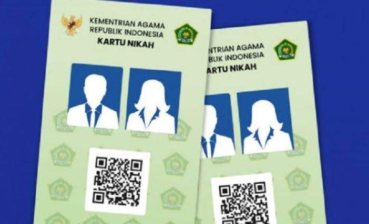 Agustus 2021, Kemenag Hentikan Penerbitkan Kartu Nikah Fisik dan Beralih ke Digital