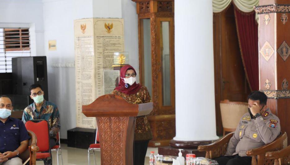 Siapkan 6 Poin Penanganan Covid-19, Kabupaten Blitar Turun Jadi Level 3
