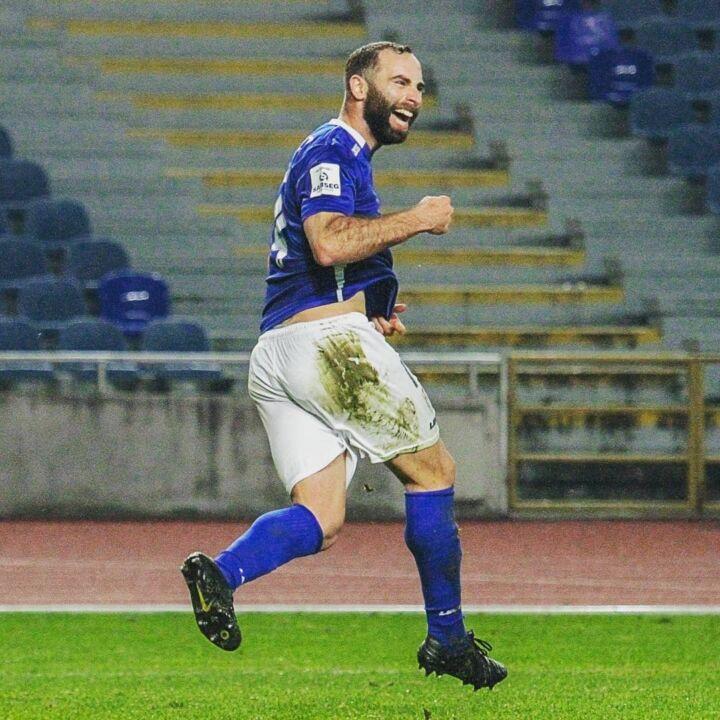Sergio Silva, Pemain Asal Portugal Gabung Arema FC