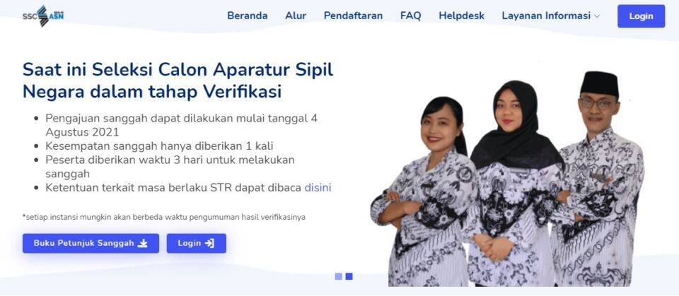 SKD CPNS 2021 Mulai 2 September, Peserta Wajib Tes Covid-19 dan Vaksin