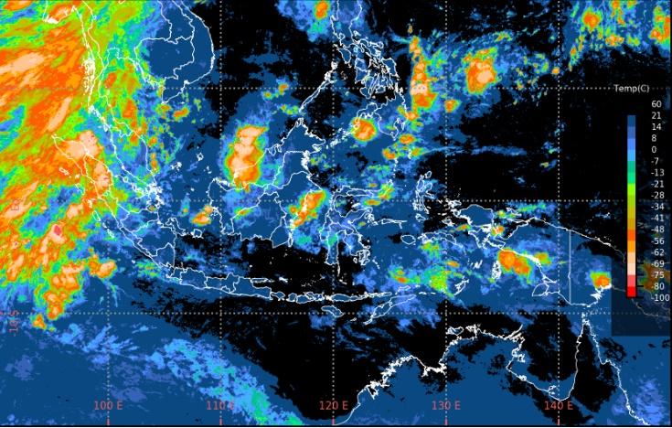 BMKG Prediksi Cuaca Ekstrem Sepekan ke Depan, Ini Wilayah yang Berpotensi Banjir