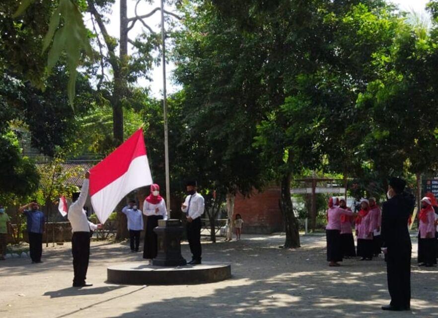 Tradisi Upacara 18 Agustus di Kediri untuk Memperingati Berdirinya NKRI