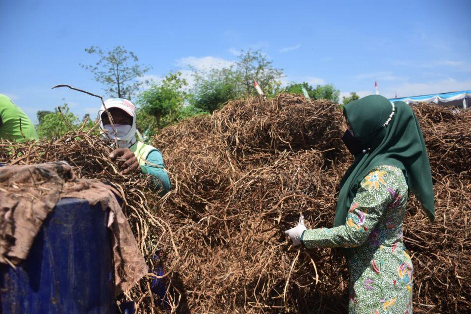 Pemkab Mojokerto Beri Perhatian Khusus Pada Petani Setempat