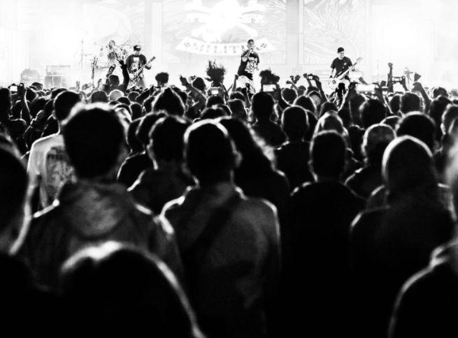 Tidak Disangka, Ini 5 Manfaat Musik Metal Bagi Kesehatan