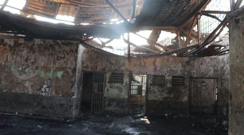 Kebakaran Maut Lapas Tangerang, 41 Orang Tewas Termasuk Dua WNA di Dalam Blok yang Kelebihan Kapasitas