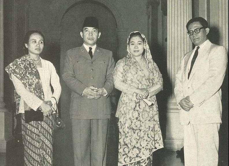 Santapan Sederhana Ala Presiden Pertama Indonesia