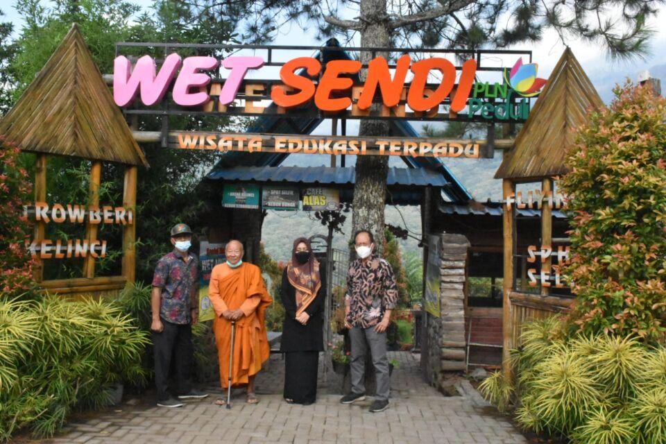 Optimis Ekonomi Kembali Mapan, Bupati Mojokerto Tinjau Wisata di Kecamatan Pacet