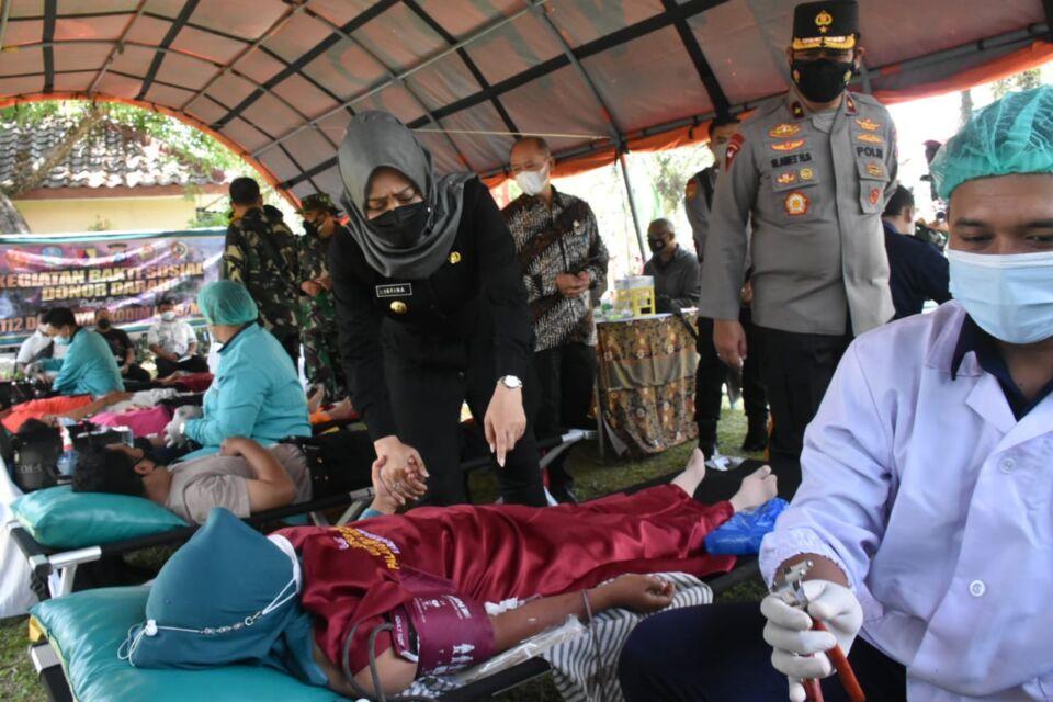 TMMD Ke-112 Kabupaten Mojokerto, Perkuat Kemanunggalan TNI dengan masyarakat