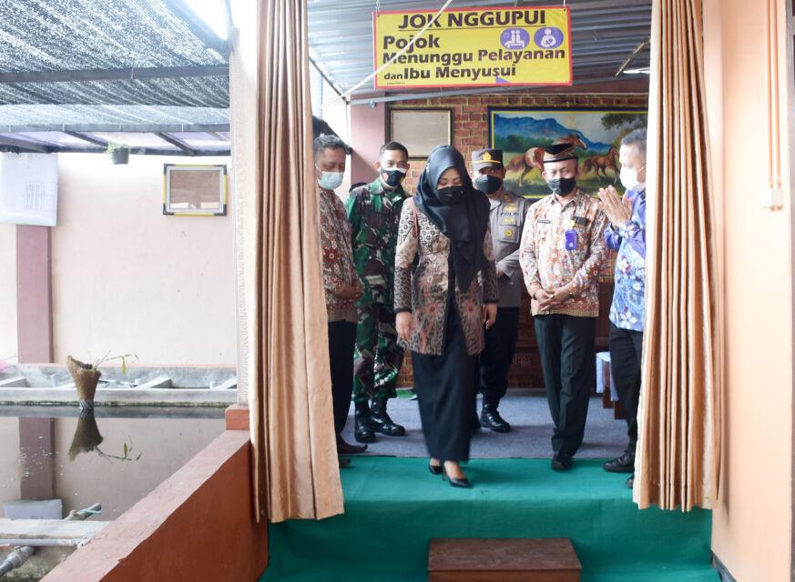 'Jok Nggupui', Sarana Pelayanan Publik Inovasi Kantor Kecamatan Dlanggu