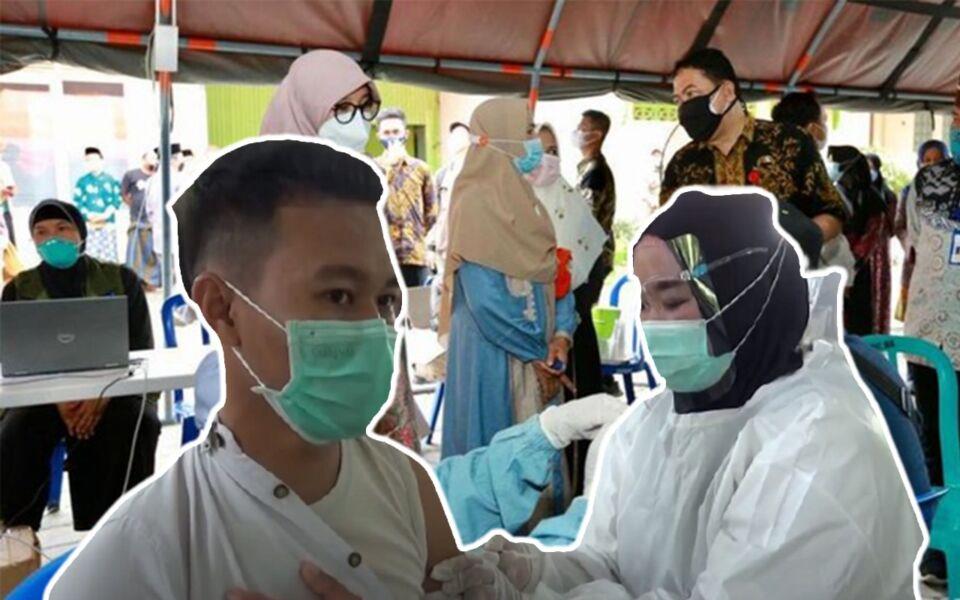 Percepatan Vaksinasi Kabupaten Malang Mulai Sasar Pesntren dan Rumah Ibadah