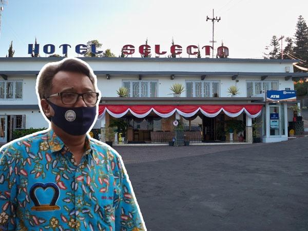 Level PPKM Turun, Okupansi Hotel Kota Batu Merangkak Naik