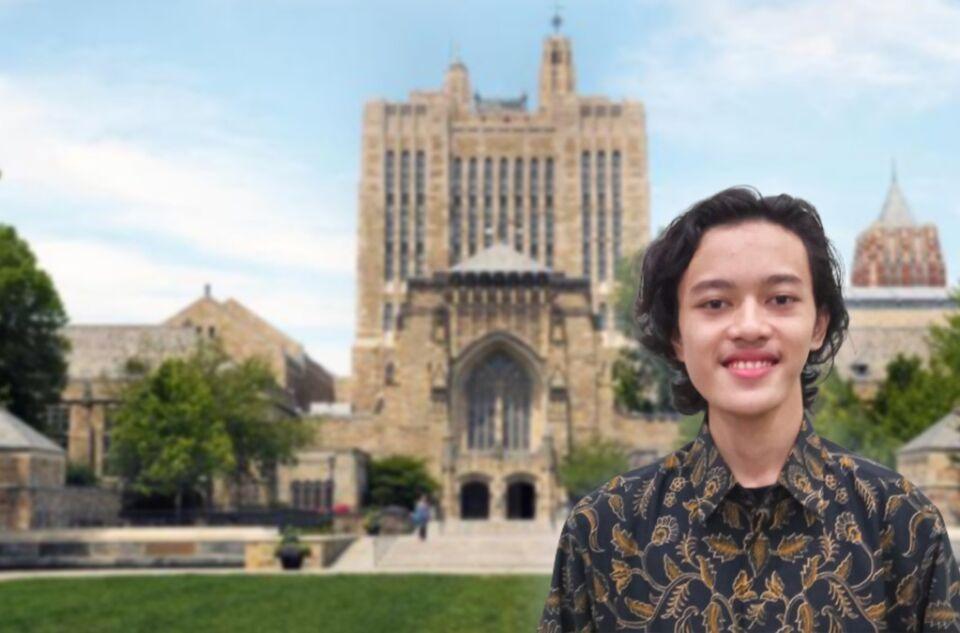 Alfath, Arek Jombang yang Memperoleh Beasiswa di Negeri Paman Sam