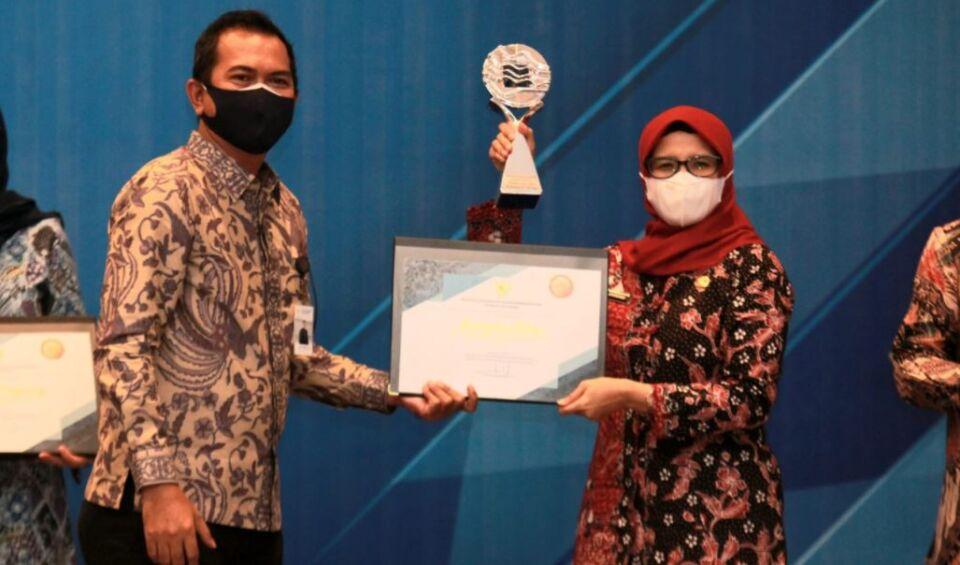 Berkat Sinergi dari Bebagai Pihak, Pemkab Blitar Sabet Penghargaan TPID Berprestasi
