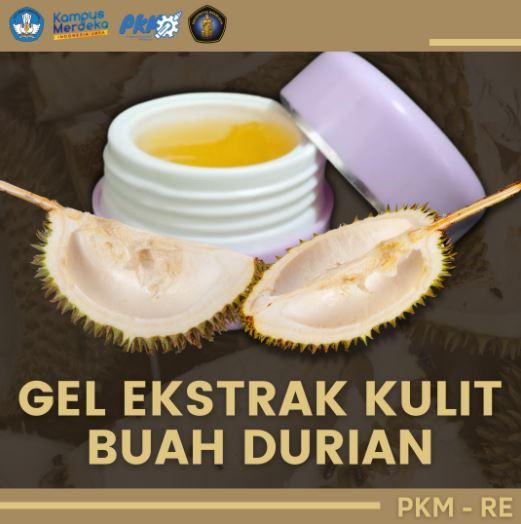Mahasiswa UB Olah Limbah Kulit Durian Jadi Krim Atasi Jerawat