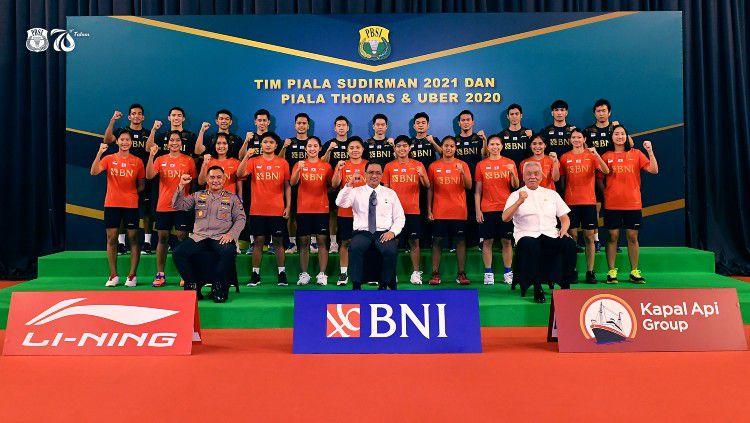 Piala Sudirman 2021, Rusia Lawan Pertama Indonesia
