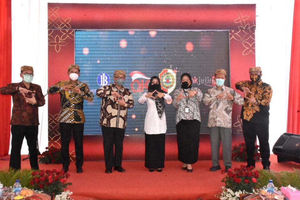 Digitalisasi di Semua Aspek, Pemkab Mojokerto Launching 4 Inovasi Baru