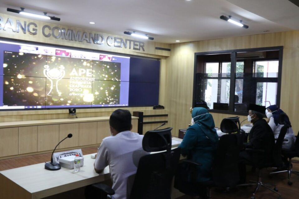 Punya Komitmen Wujudkan Kesetaraan Gender, Pemkab Jombang Raih Penghargaan