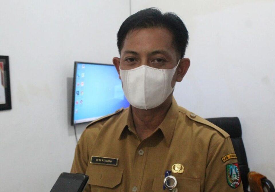 Enam Kecamatan di Jombang Zona Hijau, Persebaran Aktif Covid-19 Nol Kasus
