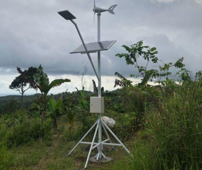 Inovatif! UB Tech Luncurkan Marutaarka Energy, Sumber Energi Listrik dari Angin dan Matahari