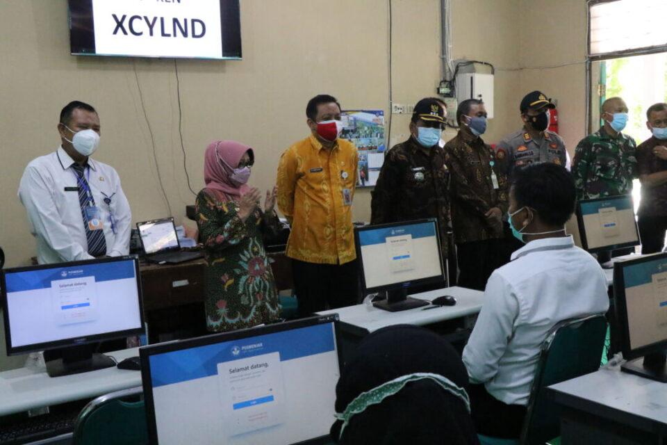 PTM Berjalan, Sekolah di Jombang Siap Tambah Kapasitas